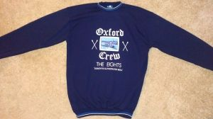 Oxford Crew Rowing
